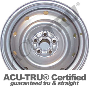 16x6.5 Subaru Forester, Legacy Steel Wheel Rim - 68700, 68765