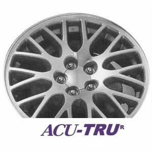 "16"" Subaru Forester Wheel Rim - 68725"