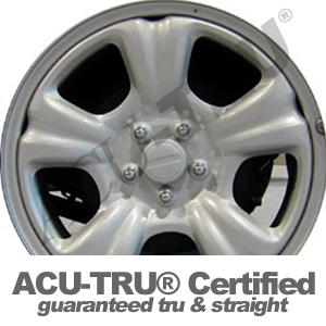16x6.5 Subaru Forester, Outback Steel Wheel Rim - 68727
