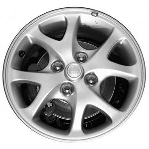 "14"" Toyota Echo Wheel Rim - 69390"