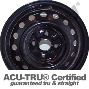 14x5.5 Toyota Echo Steel Wheel Rim - 69391