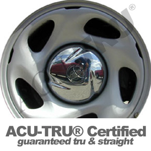 16x7 Toyota Sequoia, Tundra Steel Wheel Rim - 69394