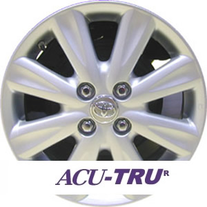 "15"" Toyota Yaris Wheel Rim - 69553"