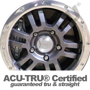 17x8 Toyota Wheel Rim - 69574