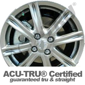 16x6 Toyota Yaris Wheel Rim - 69609