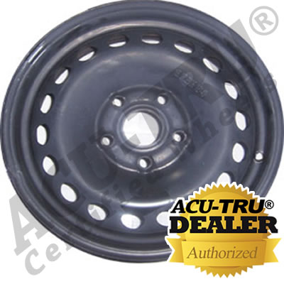 "15"" Volkswagen Jetta, Rabbit Steel Wheel Rim - 69810, 69893"