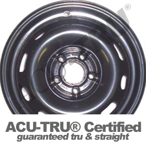 15x6.5 Volvo 60, 70, 80 Series Steel Wheel Rim - 70201
