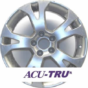 "17"" Volvo 60 Series, S60 Wheel Rim - 70344"