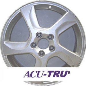 "17"" Volvo S60, 60 Series Wheel Rim - 70368"