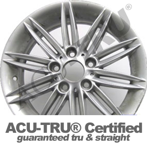 "17"" BMW 1 Series Wheel Rim - 71252 front"