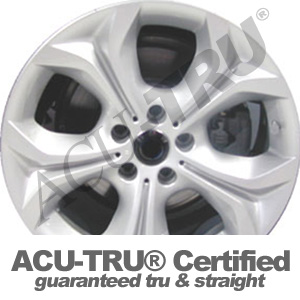 19x10 BMW X5, X6 Wheel Rim - 71442 rear