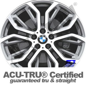 "21"" BME X5, X6 Wheel Rim - 71450 rear"