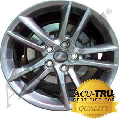 18x8.5 Lexus IS250, IS350 Wheel Rim - 74264 rear