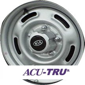 "15"" Kia Sportage Steel Wheel Rim - 74540"