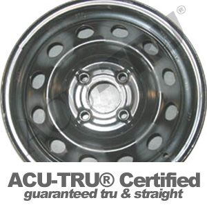 15x6 Kia Spectra Steel Wheel Rim - 74578