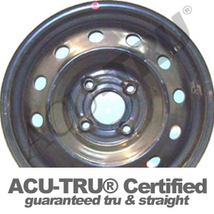 15x6 Kia Spectra Steel Wheel Rim - 74602