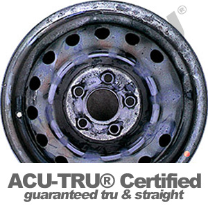 15x5.5 Kia Forte Steel Wheel Rim - 74623