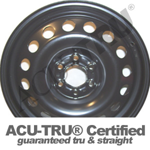 17x6.5 GM Steel Wheel Rim - 8037
