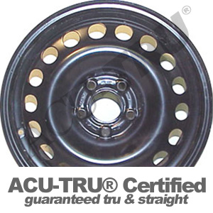 16x6.5 Chevrolet Steel Wheel Rim - 8055