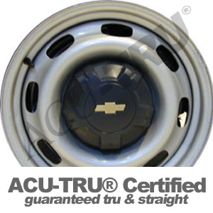 15x6 Colorado, Canyon Steel Wheel Rim - 8061