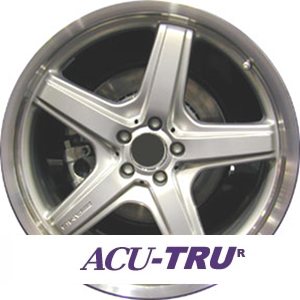 "21"" Mercedes GL550 Wheel Rim - 85014"
