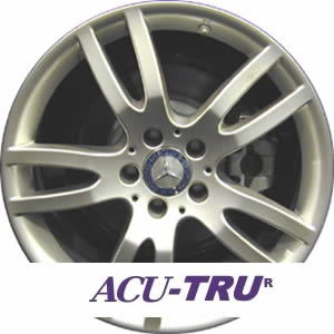 "18"" Mercedes SL550, SL600 Wheel Rim - 85034"