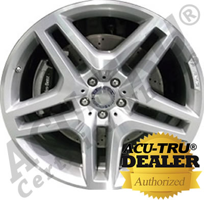 21x10 Mercedes GL550 Wheel Rim - 85274, 21017, 98500