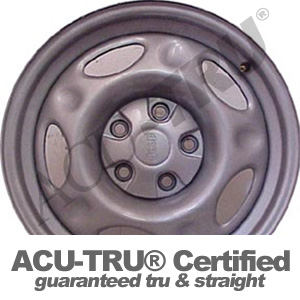 16x7 Jeep Liberty Steel Wheel Rim - 9039