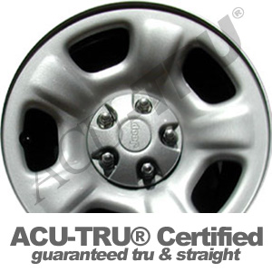 16x7 Jeep Liberty Steel Wheel Rim - 9040