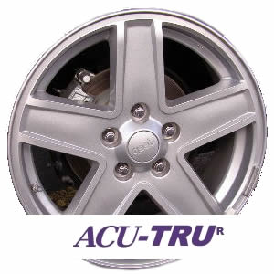 "17"" Jeep Compass, Patriot Wheel Rim - 9069B mf"