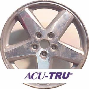 "18"" Jeep Compass Wheel Rim - 9071"