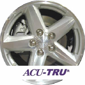 "17"" Jeep Liberty Wheel Rim - 9085"