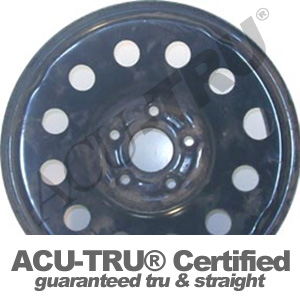 17x7.5 Jeep Commander, Wrangler Steel Wheel Rim - 9098