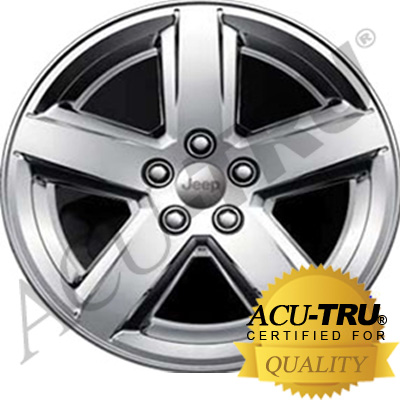 18x7 Jeep Compass Wheel Rim - 9124