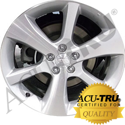 17x7 Subaru Outback Wheel Rim - 98545 machined