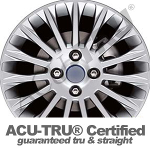 16x6 Ford Fiesta Wheel Rim - 98552, 16314