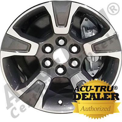 17x8 Chevrolet Colorado Wheel Rim - 17910, 98963