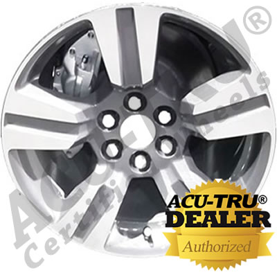 18x8.5 Chevrolet Colorado Wheel Rim - 18980, 98964