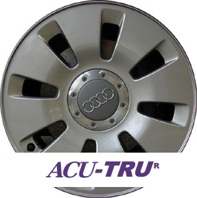 "17"" Audi A6, Allroad Wheel Rim - 58734"