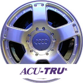 "17"" Audi A6, Allroad Wheel Rim - 58740"