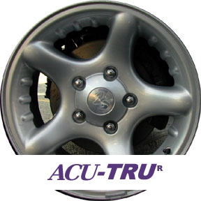 "17"" Dodge Ram 1500 Wheel Rim - 2126"