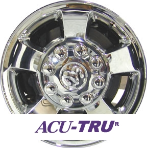 "17"" Dodge Ram 1500, 2500, 3500 Wheel Rim - 2187 chrome"