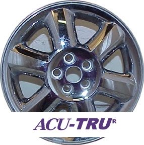 "16"" Chrysler PT Cruiser Wheel Rim - 2231"