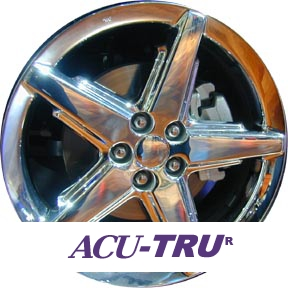"17"" Chrysler PT Cruiser Wheel Rim - 2251"