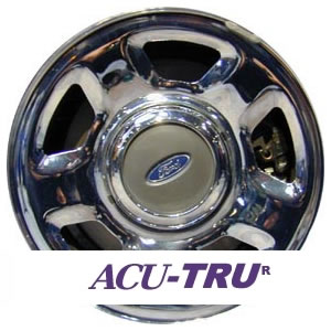 "17"" Ford Expedition, F150 Wheel Rim - 3518 chrome"