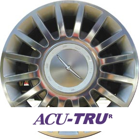 "17"" Ford Thunderbird Wheel Rim - 3532B"