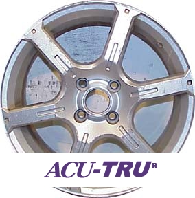 "17"" Ford Focus Wheel Rim - 3535"