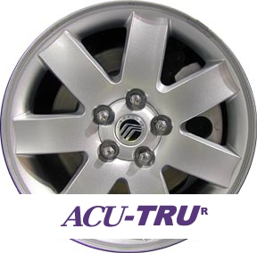 "17"" Mercury Montego Wheel Rim - 3580Bu20"