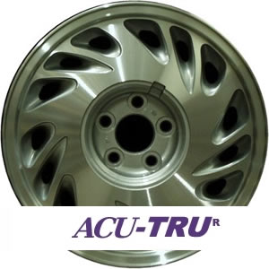 "16"" Lincoln Continental Wheel Rim - 3227"