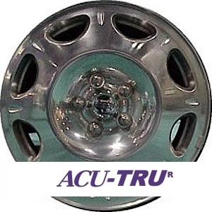 "16"" Lincoln Continental Wheel Rim - 3273"